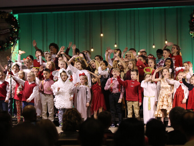 Freedom Kids Christmas Program