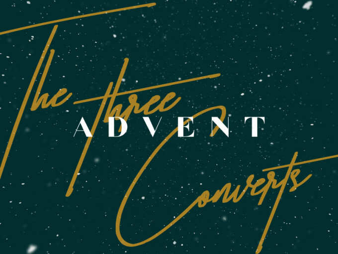 The Three Converts