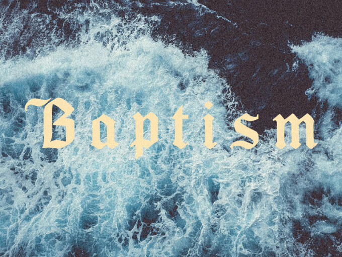 The Covenant of Baptism